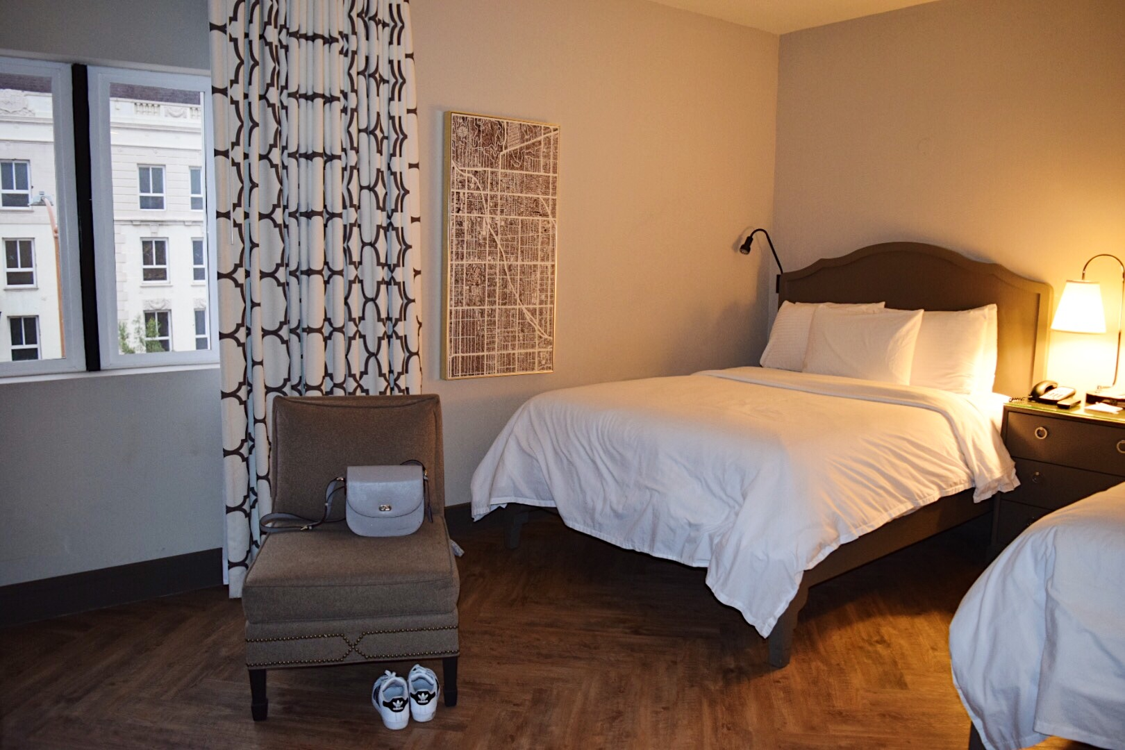 The Hollywood Hotel rooms, Hollywood Los Angeles California