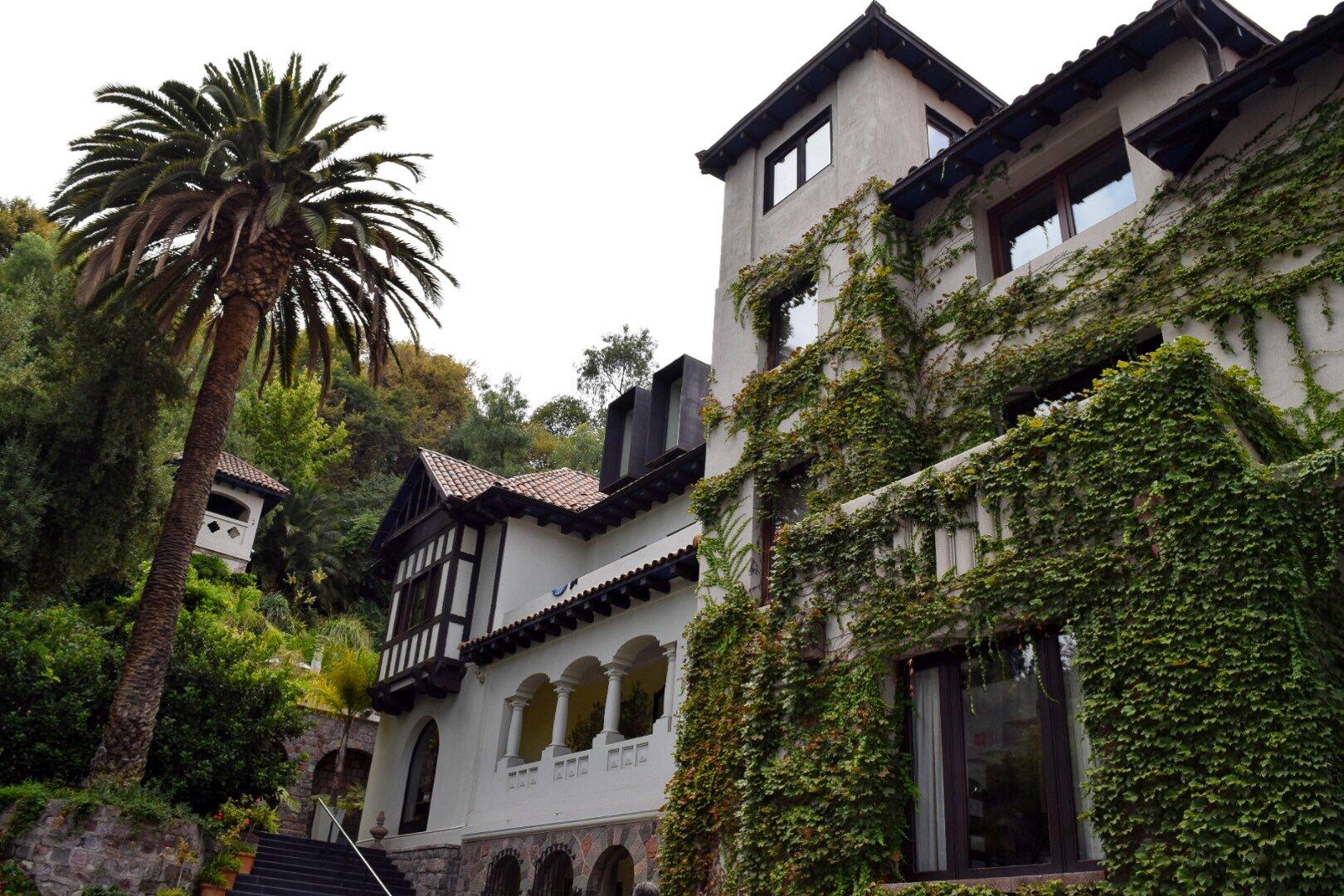 The Aubrey Hotel in Santiago, Chile