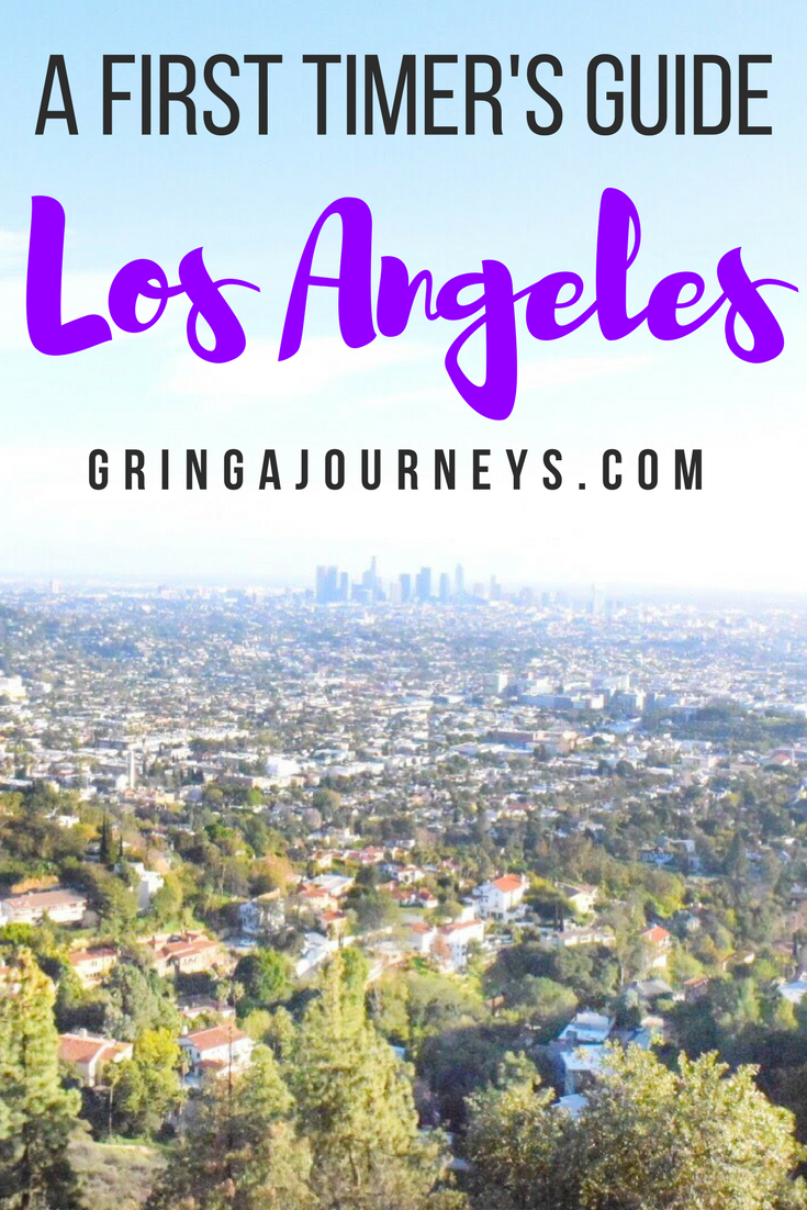 Los Angeles, California can be a bit overwhelming to visit as a first timer! But no worries, follow my guide to make the most of your first trip to L.A.