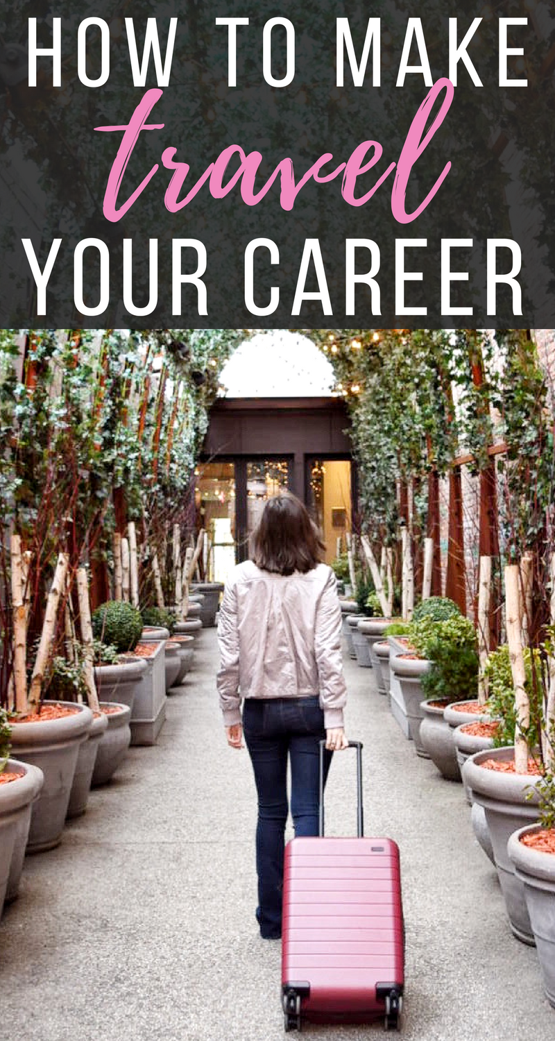 Many people ask me how I'm able to travel so often, and I'm breaking down my answer in this post. I cover skills I learned from traveling and how these helped me develop into a unique professional, as well as how you can learn from traveling! #keepclimbing #ad