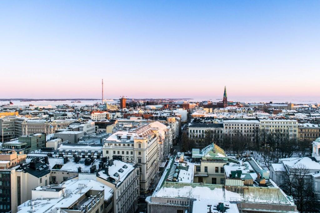 Solo Sokos Hotel Torni Helsinki Finland