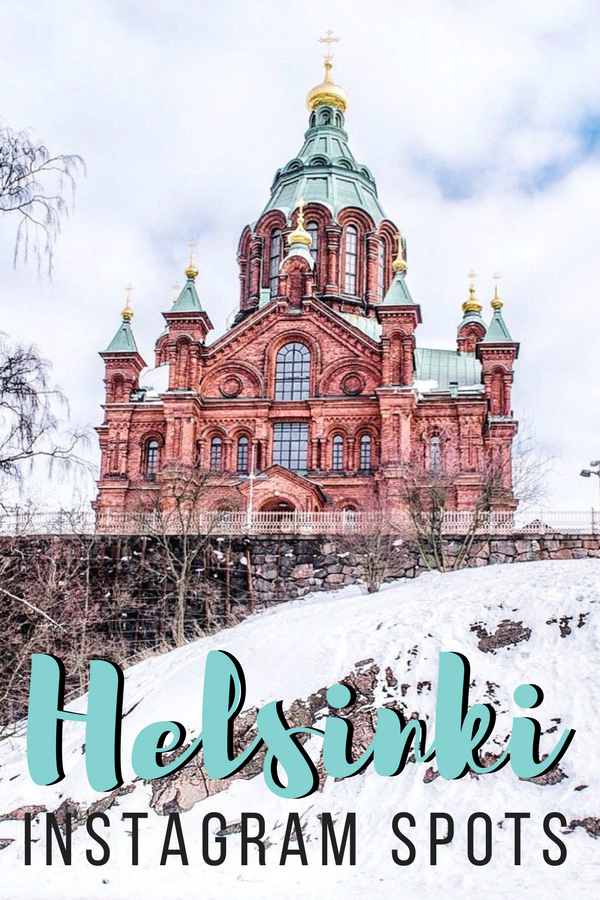 If you're lucky enough to be visiting my favorite Nordic city in the near future, make sure to click here to discover the most photo worthy spots in Helsinki, Finland! #helsinki #finland #visithelsinki