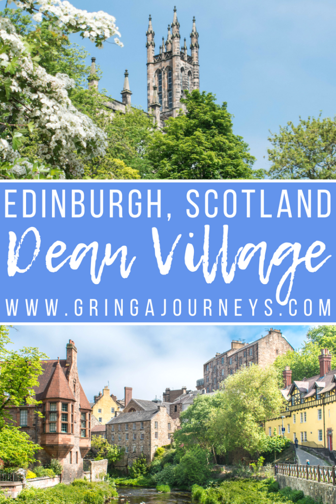 Visiting Edinburgh in the near future? You have to make sure to see Dean Village, its best-kept secret. This guide will tell you all about Dean Village!