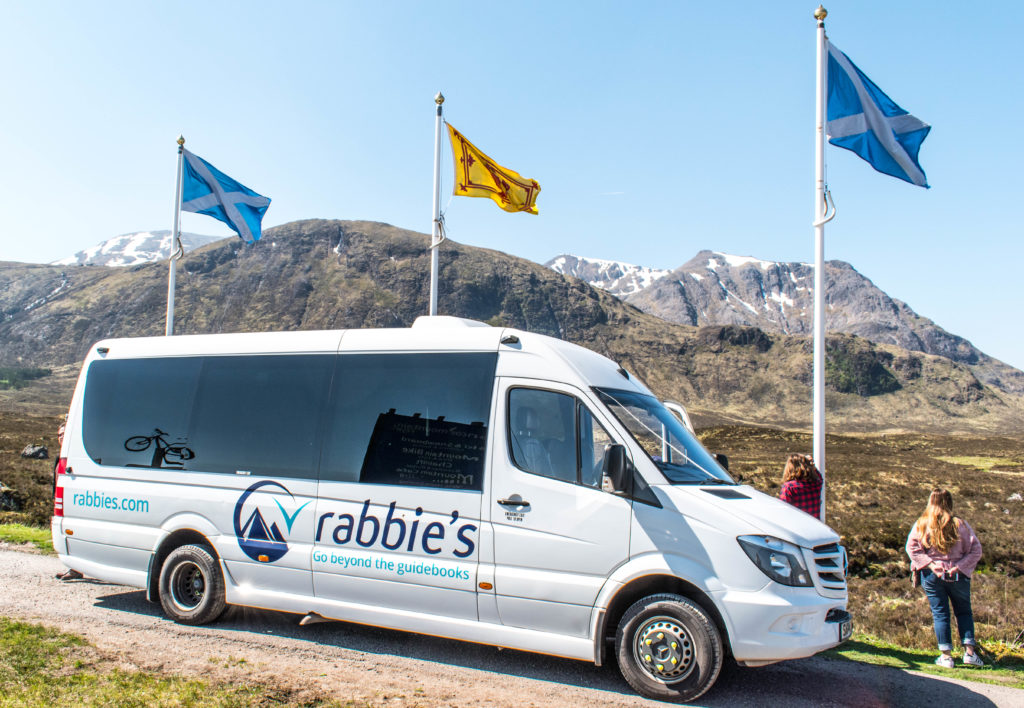 The best one-day Scottish Highlands tour with Rabbie's