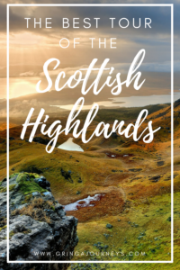 Short on time but want to see the most of the Highlands? Here's what I consider to be the best one-day Scottish Highlands tour with Rabbie's!