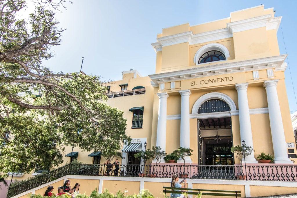 Hotel El Convento San Juan, Puerto Rico