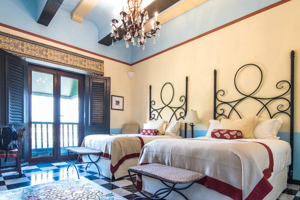 Bedroom in Hotel El Convento San Juan, Puerto Rico
