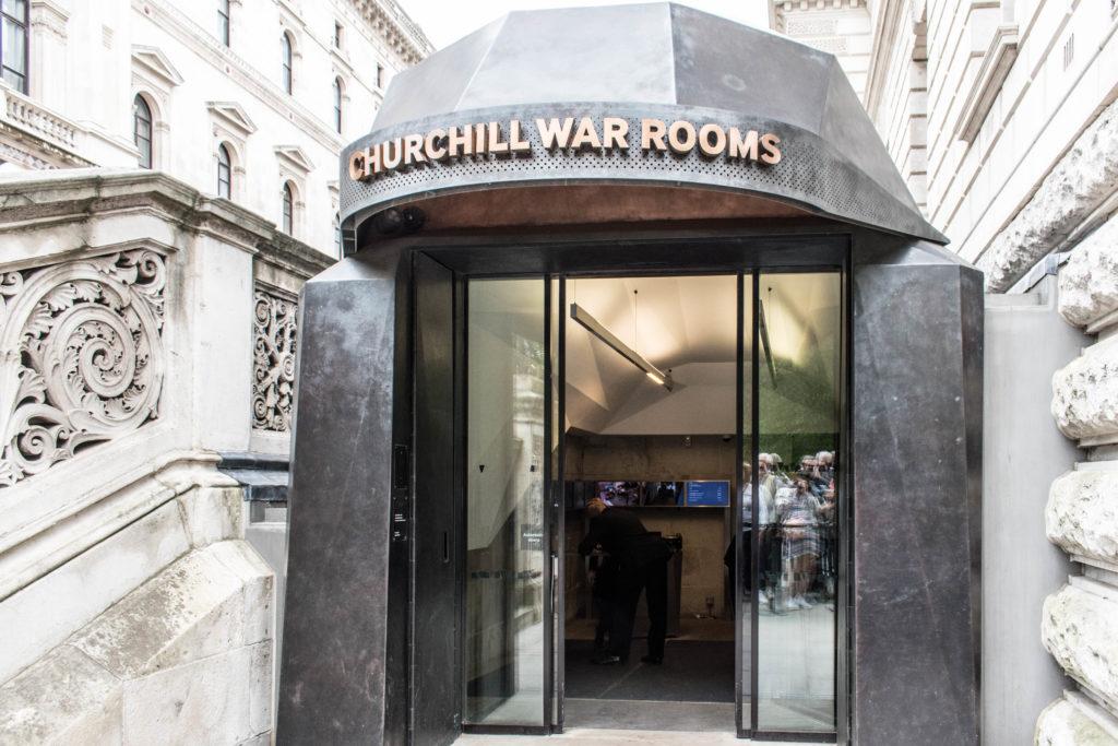 Churchill war rooms London Pass