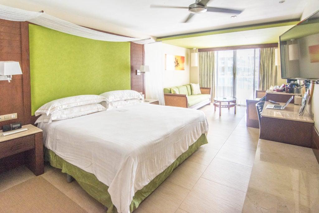 Barceló Bávaro Grand Resort premium level junior suite