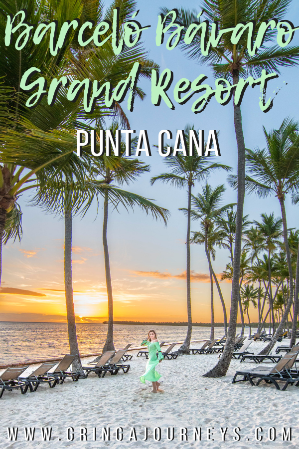 Looking for the perfect all-inclusive getaway in the Caribbean? Check out Barceló Bávaro Grand Resort in Punta Cana, Dominican Republic. #puntacana #resort #allinclusive #dominicanrepublic