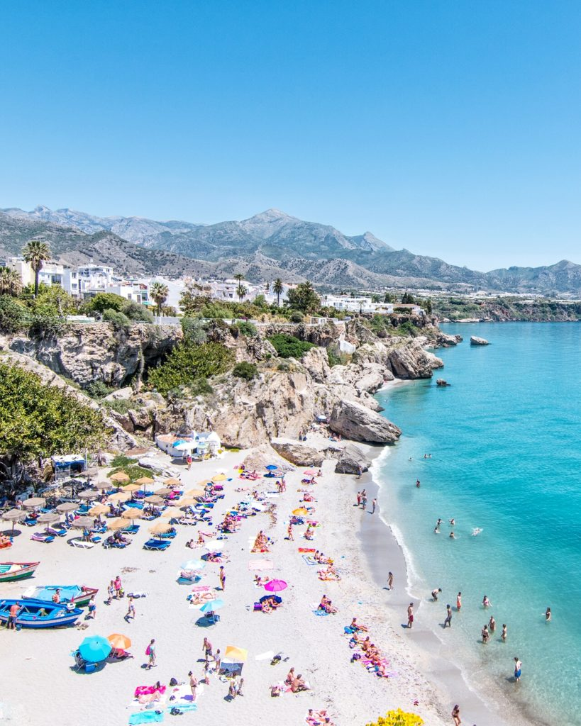 The best times to visit Spain will vary depending on your ideal itinerary. So, let's dive into the top reasons to visit during each season of the year. #spaintravel #spain