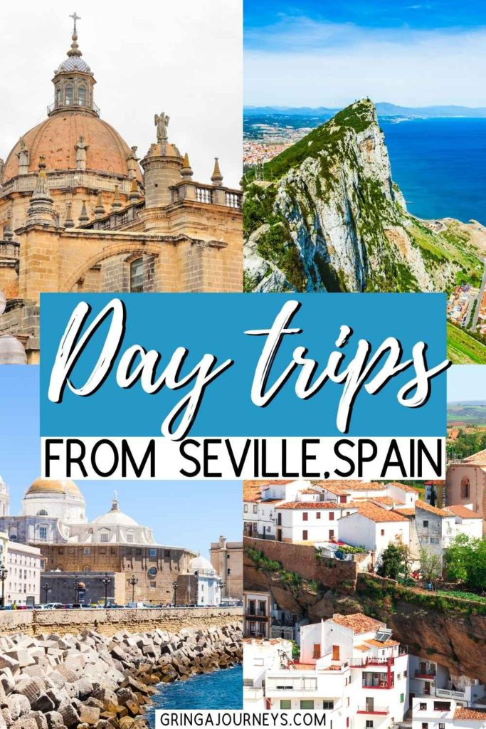 """Discover the 12 best day trips from Seville, including Spain's famous """"pueblos blancos"""", Granada, Cordoba, and even Doñana National Park. 