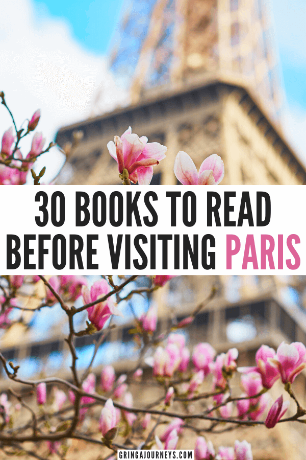 Discover the 30 best books about Paris, including classics, books about living in Paris, historical fiction, and novels set in Paris. | famous books about paris | books about paris for tweens | paris romance books | paris novel | historical fiction set in paris | books set in paris | novels about france | best books on paris | ya books set in paris | a history of paris | novels set in france
