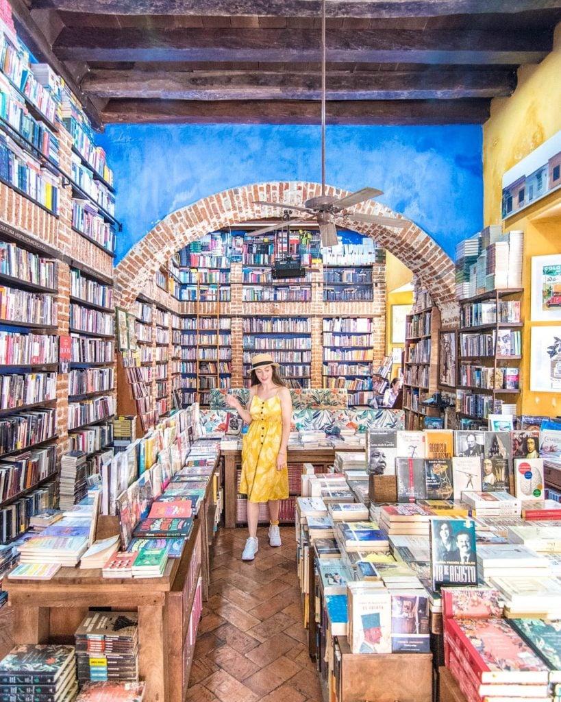 Ábaco Libros y Café Cartagena