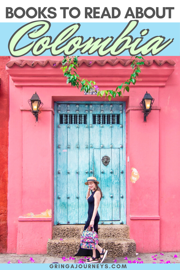 In this post, we'll cover 25 books about Colombia, including novels, books about living in Colombia, historical fiction, history, and travel books. #colombia #colombiatravel #visitcolombia   Books on Colombia   Colombia books   South America Books   Books about Colombia   What to read before visiting Colombia   Colombia travel   Colombia travel tips   Books to read before traveling to Colombia   Colombia vacation