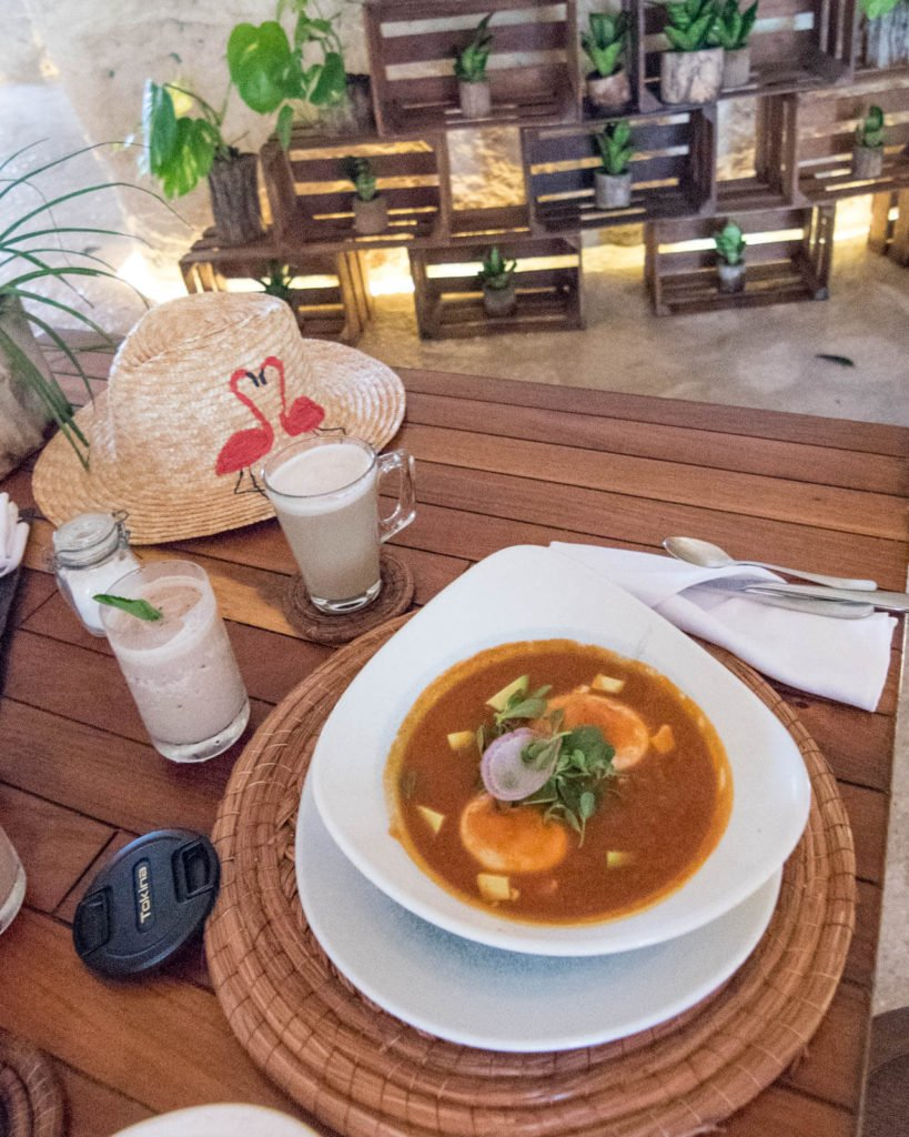 Bio Restaurant at Hotel Xcaret Mexico