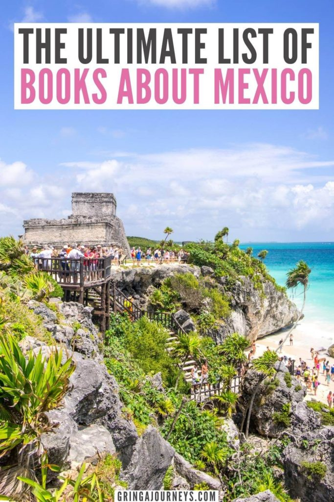 Discover the 20 best books about Mexico, including classic books on Mexico, Mexican history books, and fiction novels by Mexican authors.   books about mexican culture   books about mexico history   conquest of Mexico   mexico books   books on Mexico   books on mexican history   mexican culture   literature of Mexico   mexican stories   the culture of Mexico   books by mexican authors