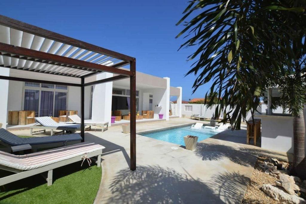 Zentasy Private 4-Br. Villa and Pool close to Beach! via Airbnb.com