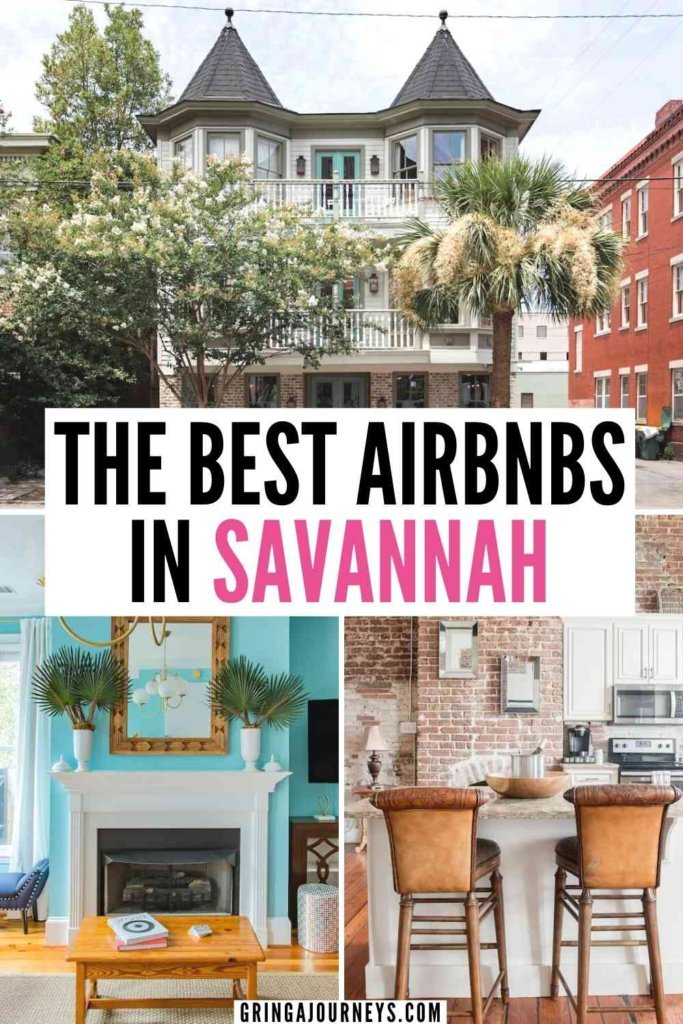 Discover the 20 best Airbnbs in Savannah, Georgia, all of which are near Savannah's main attractions in the Historic and Victorian District. | airbnb savannah | airbnb savannah riverfront | airbnb savannah ga historic district | airbnb savannah treehouse | savannah georgia airbnb | savannah georgia house rentals | savannah ga vacation rentals | houses to rent in savannah ga