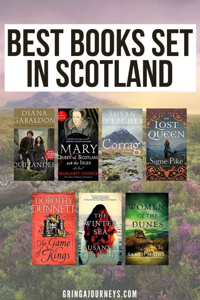 Discover the 30 best books set in Scotland, including Scottish history books, historical novels, classics, travel books, and more! This list includes a Scottish book for every type of reader.